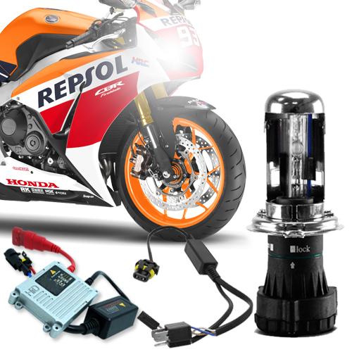 Kit Bi Xenon Moto 12V 35W  - BEST SALE SHOP