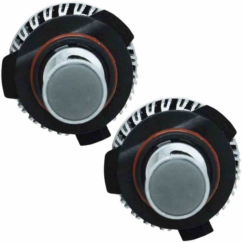 Kit Par Lâmpada Super Led Automotiva Carro HB4 9006 10000Lm 12/24V Guzz 6000K  - BEST SALE SHOP