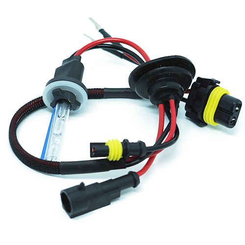 Kit Xenon Carro 12V 35W Certa H27 8000K  - BEST SALE SHOP