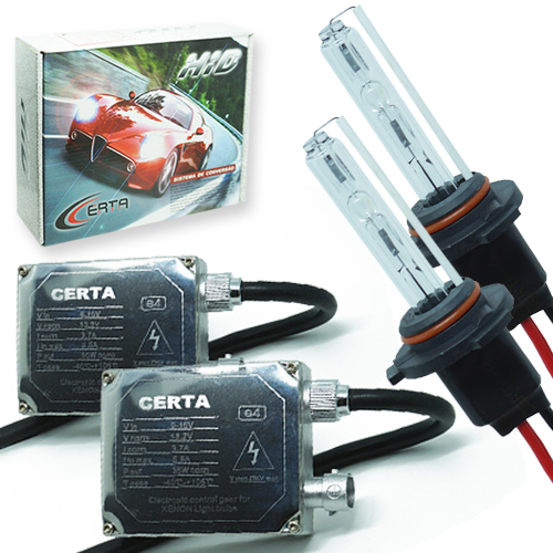 Kit Xenon Carro 12V 35W Certa Hb3-9005 6000K  - BEST SALE SHOP