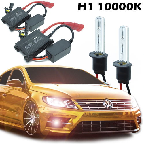 Kit Xenon Carro 12V 35W H1 10000K  - BEST SALE SHOP