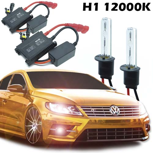 Kit Xenon Carro 12V 35W H1 12000K