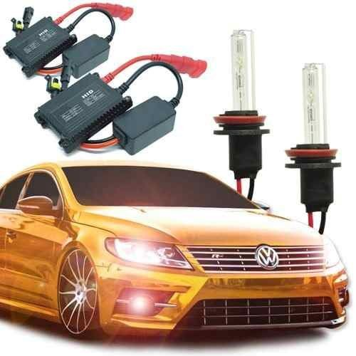 Kit Xenon Carro 12V 35W H3 12000K  - BEST SALE SHOP