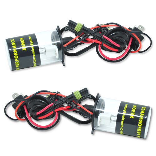 Kit Xenon Carro 12V 35W H4-2 8000K