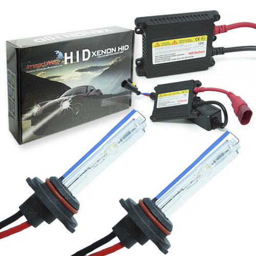 Kit Xenon Carro 12V 35W Importway Hb3-9005 8000K  - BEST SALE SHOP