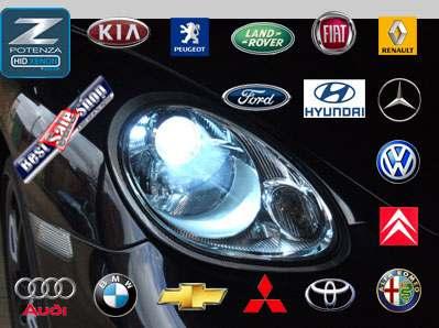 Kit Xenon Carro 12V 35W Jl Auto Parts H11 4300K  - BEST SALE SHOP