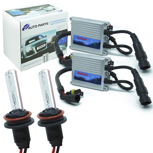 Kit Xenon Carro 12V 35W Jl Auto Parts H11 6000K  - BEST SALE SHOP