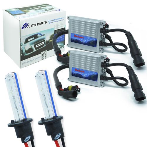 Kit Xenon Carro 12V 35W Jl Auto Parts H1 10000K  - BEST SALE SHOP