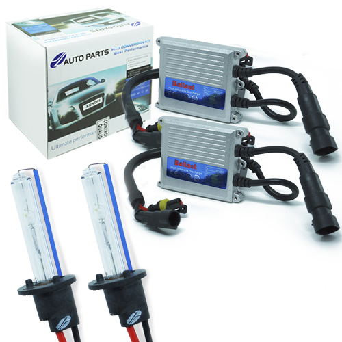 Kit Xenon Carro 12V 35W Jl Auto Parts H1 8000K  - BEST SALE SHOP