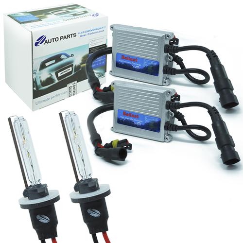 Kit Xenon Carro 12V 35W Jl Auto Parts H27 10000K  - BEST SALE SHOP
