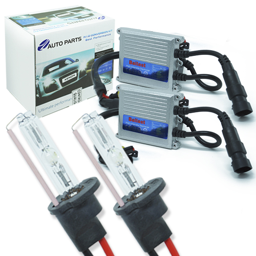 Kit Xenon Carro 12V 35W Jl Auto Parts H3 10000K - BEST SALE SHOP