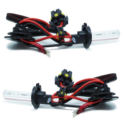 Kit Xenon Carro 12V 35W Jl Auto Parts H7 6000K  - BEST SALE SHOP