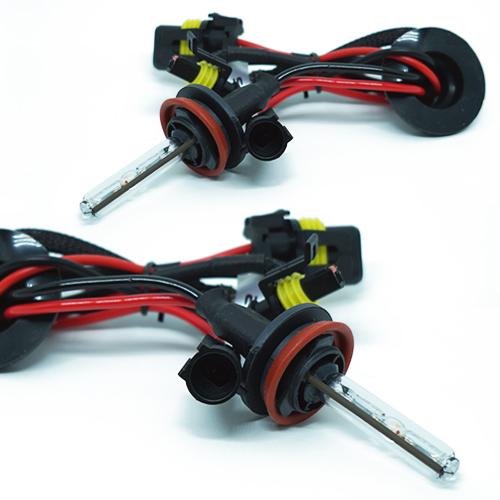 Kit Xenon Carro 12V 35W Jl Auto Parts H8 4300K  - BEST SALE SHOP