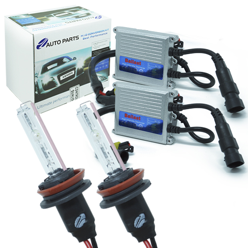 Kit Xenon Carro 12V 35W Jl Auto Parts H8 6000K  - BEST SALE SHOP