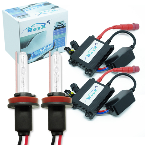 Kit Xenon Carro 12V 35W Rayx H11 12000K  - BEST SALE SHOP