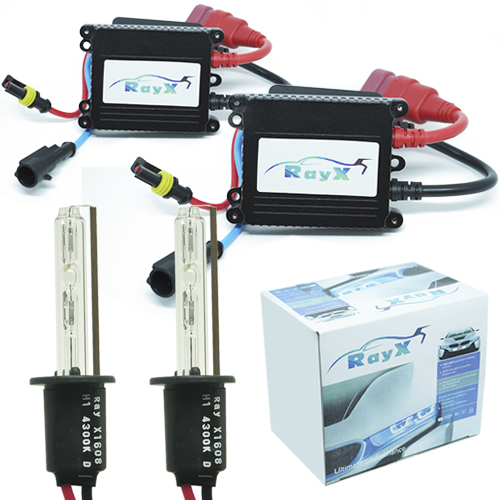 Kit Xenon Carro 12V 35W Rayx H1 4300K  - BEST SALE SHOP
