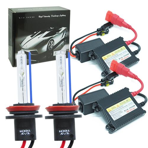 Kit Xenon Carro 12V 35W Tay Tech H11 8000K  - BEST SALE SHOP