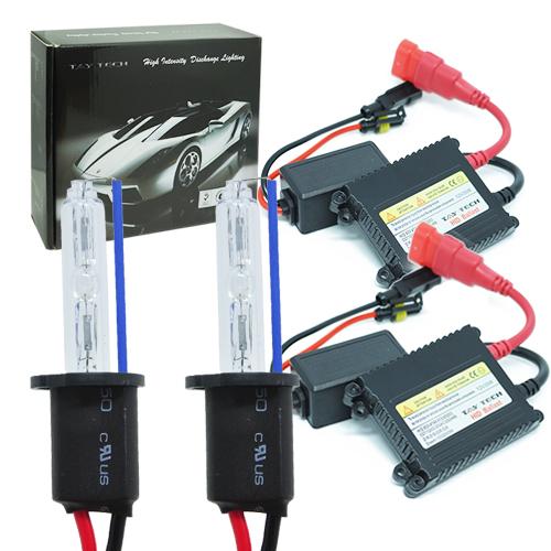 Kit Xenon Carro 12V 35W Tay Tech H3 8000K  - BEST SALE SHOP