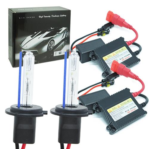 Kit Xenon Carro 12V 35W Tay Tech H7 8000K  - BEST SALE SHOP