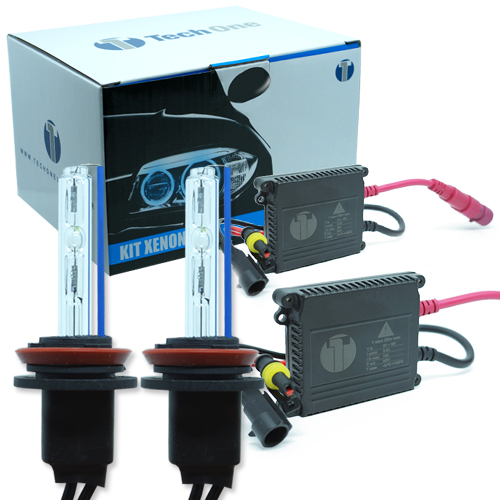 Kit Xenon Carro 12V 35W Tech One Hb4-9006 8000K  - BEST SALE SHOP