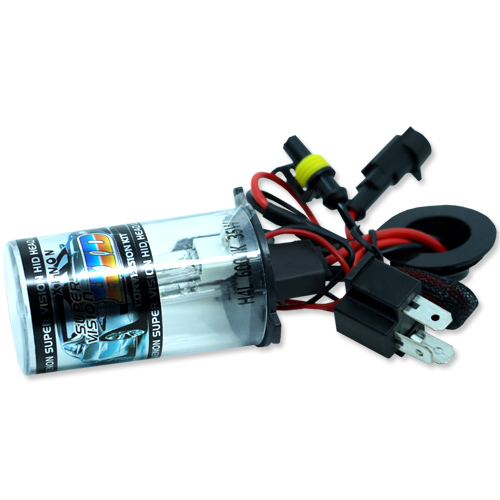 Kit Xenon Moto 12V 35W Tech One H9 8000K - BEST SALE SHOP