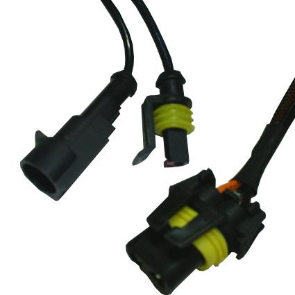 Lâmpada Xenon Reposição 12V 35W Hb4-9006 8000K