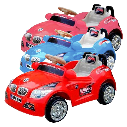 Mini Carro Elétrico Infantil 6V Importway BW001  - BEST SALE SHOP