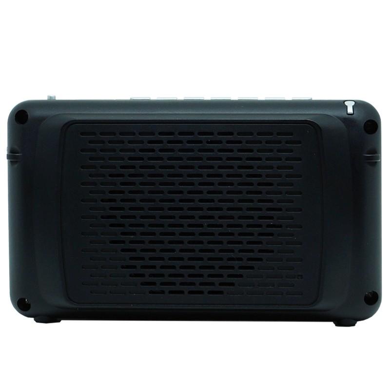 Mini Tv Digital Portátil HD Tela 4.3 Usb Sd Rádio Fm Isdb-t Monitor Exbom MTV-43A  - BEST SALE SHOP