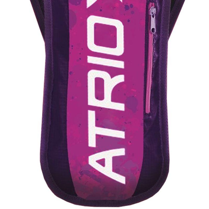 Mochila de Hidratação Térmica + Bolsa de Água 1,5 L Bike Atrio BI121 Sprint Roxa Rosa