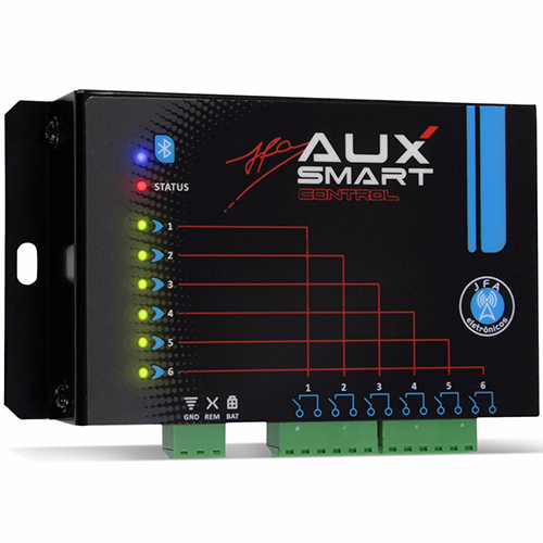 Módulo Auxiliar Jfa Smart Bluetooth