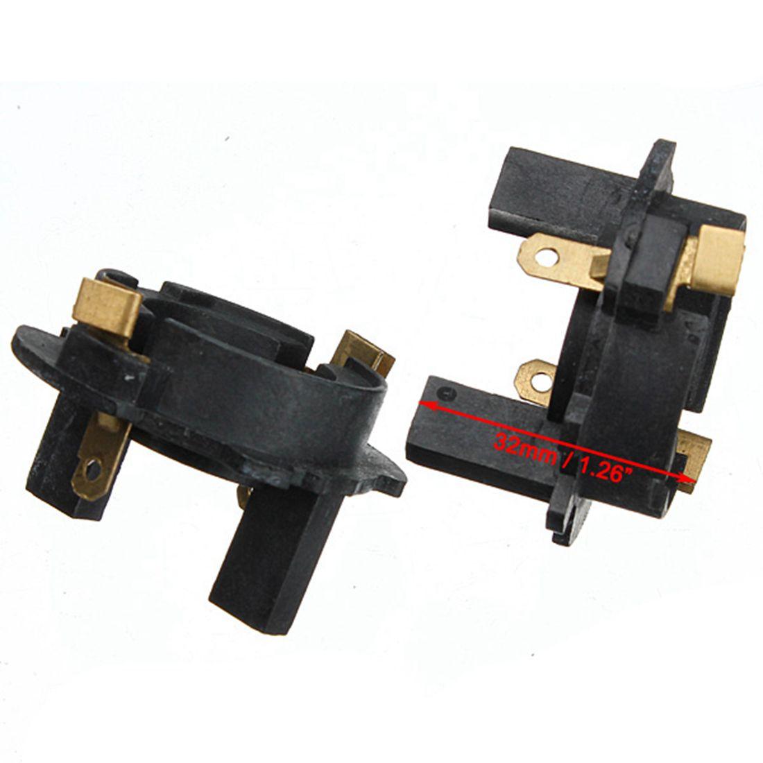 Par Adaptador para Lâmpada Xenon H7 Jetta Tiguan Até 2010
