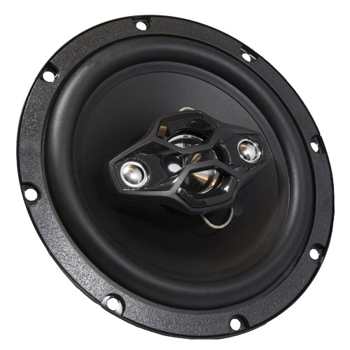 Par Alto Falante 6,5 Polegadas 120W Rms 4 Vias Quadriaxial Roadstar RS-6,5  - BEST SALE SHOP