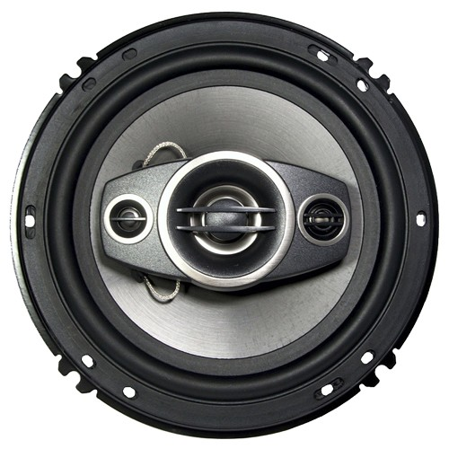 Par Alto Falante 6 Polegadas 160W Rms 4 Vias Quadriaxial Roadstar RS-1694