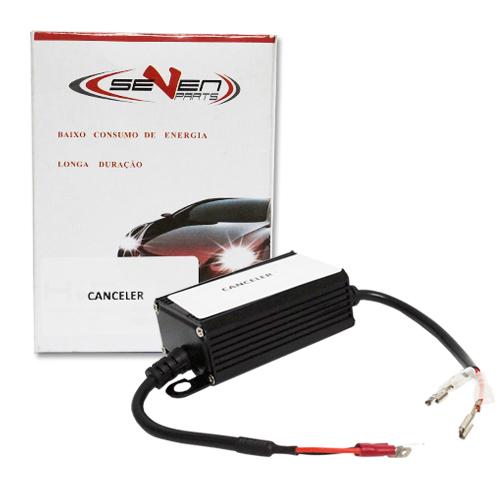 Par Canceller Lâmpada Super Led 6400 Lumens Seven Parts H1 6000K  - BEST SALE SHOP