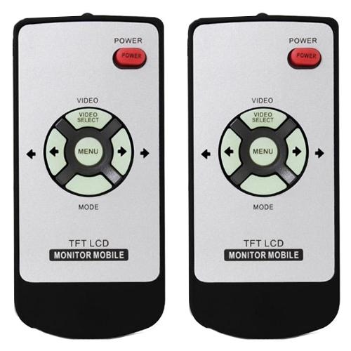 Par Encosto Cabeça Tela Monitor Escravo Tech One Standard Cinza  - BEST SALE SHOP