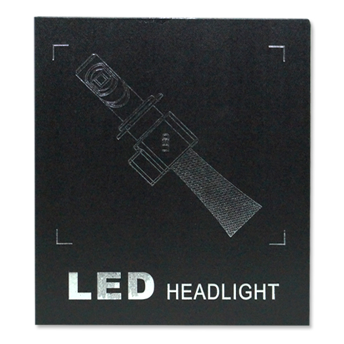 Par Lâmpada Super Led 6400 Lumens 12V 24V 30W Jl Auto Parts H3 Manta Flex 6000K  - BEST SALE SHOP
