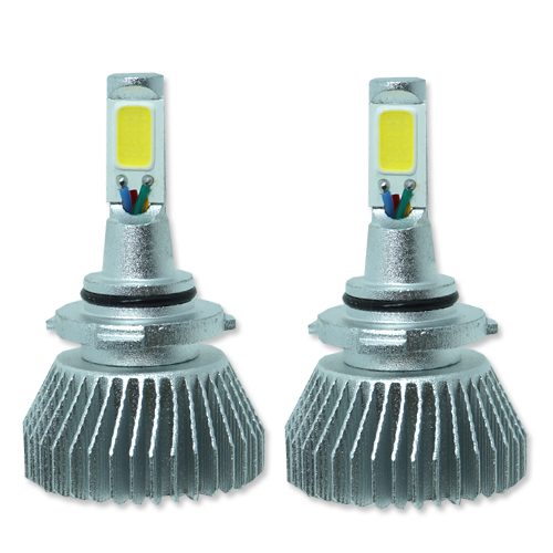 Par Lâmpada Super Led 6400 Lumens 12V 24V 32W Seven Parts HB4-9006 6000K  - BEST SALE SHOP