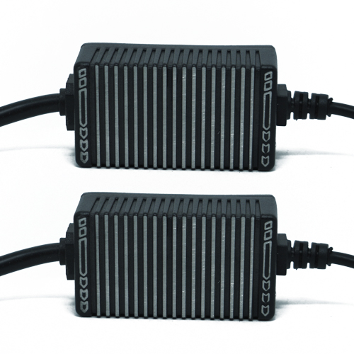 Par Lâmpada Super Led 9000 Lumens 12V 24V 3D H7 6000K