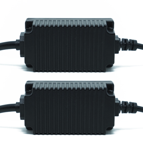 Par Lâmpada Super Led 9000 Lumens 12V 24V 50W Shocklight Power Led 3D HB3 9005 6000K  - BEST SALE SHOP
