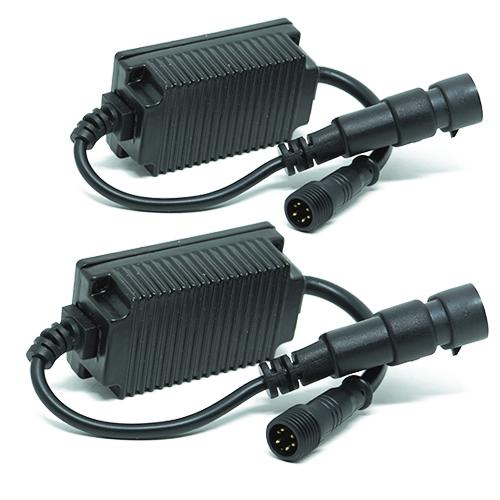 Par Lâmpada Super Led 7400 Lumens 12V 24V 3D HB4 9006 6000K