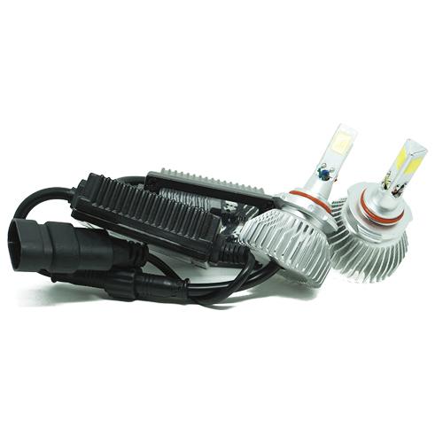 Par Lâmpada Super Led 7400 Lumens 12V 24V 40W Cinoy 3D HB4 9006 6000K  - BEST SALE SHOP