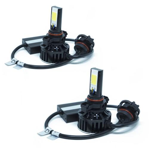 Par Lâmpada Super Led 7400 Lumens 12V 24V H16 6000K  - BEST SALE SHOP
