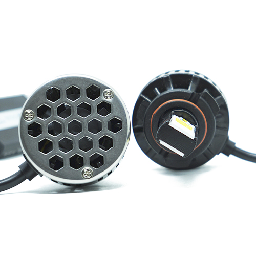 Par Lâmpada Super Led 7400 Lumens 12V 24V HB4 9006 6000K  - BEST SALE SHOP