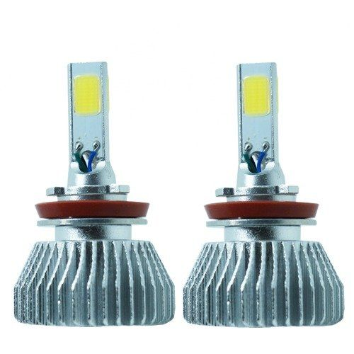 Par Lâmpada Super Led 9000 Lumens 12V 24V 3D 6000K