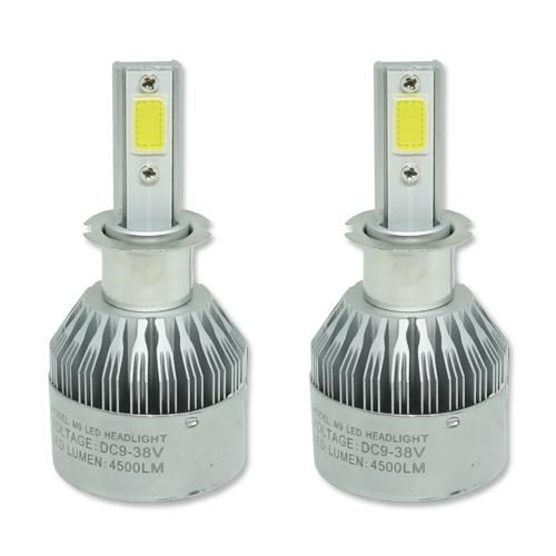 Par Lâmpada Super Led 9000 Lumens 12V 24V 40W Guzz H3 6000K  - BEST SALE SHOP