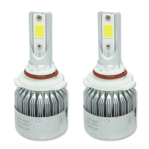 Par Lâmpada Super Led 9000 Lumens 12V 24V 40W Guzz HB4 9006 6000K  - BEST SALE SHOP