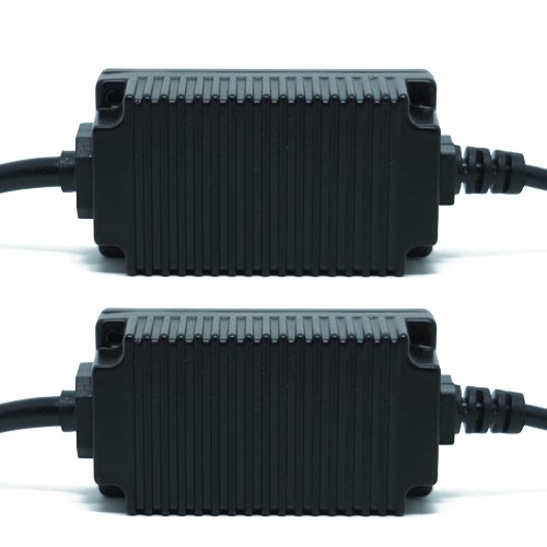 Par Lâmpada Super Led 9000 Lumens 12V 24V 50W Shocklight Power Led 3D H4 (Bi) 6000K