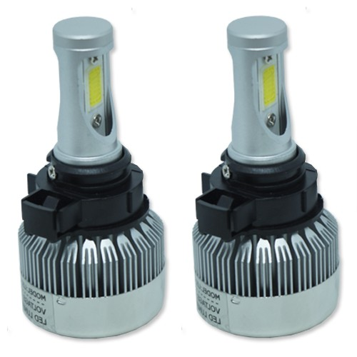 Par Lâmpada Super Led 9000 Lumens 12V 24V H16 6000K  - BEST SALE SHOP