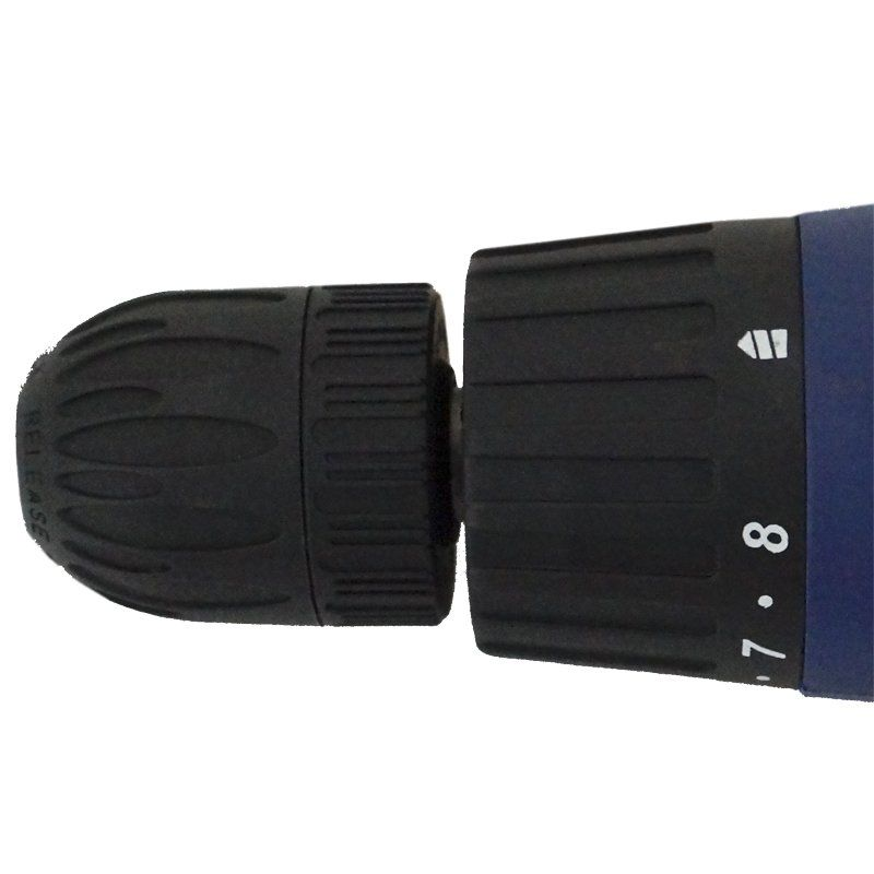 Parafusadeira e Furadeira Elétrica 280W 9 Velocidades Mandril 3/8 Fort FT-1000 Azul  - BEST SALE SHOP