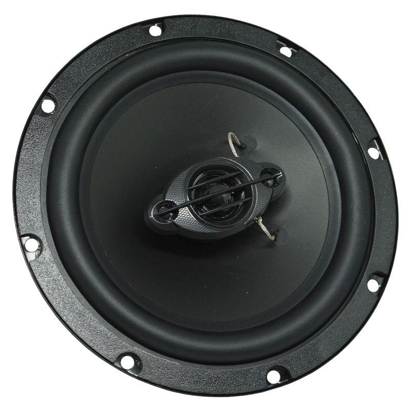 Rádio Mp3 Automotivo Bluetooth H-Tech HMP-60BT Fm Usb + Par Alto Falante Roadstar 6,5 Pol 130W Rms